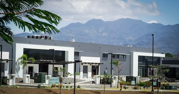 PCCI's Facility in Costa Rica
